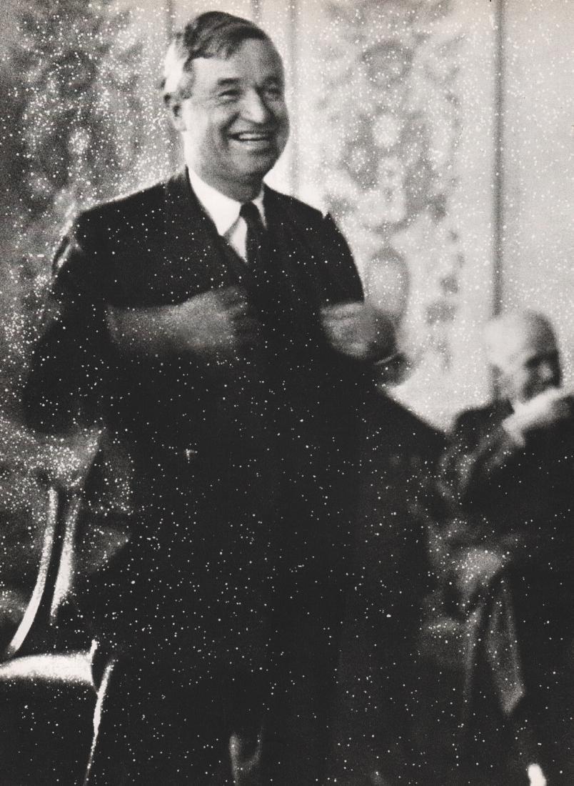 ALFRED EISENSTAEDT - Will Rogers, 1932