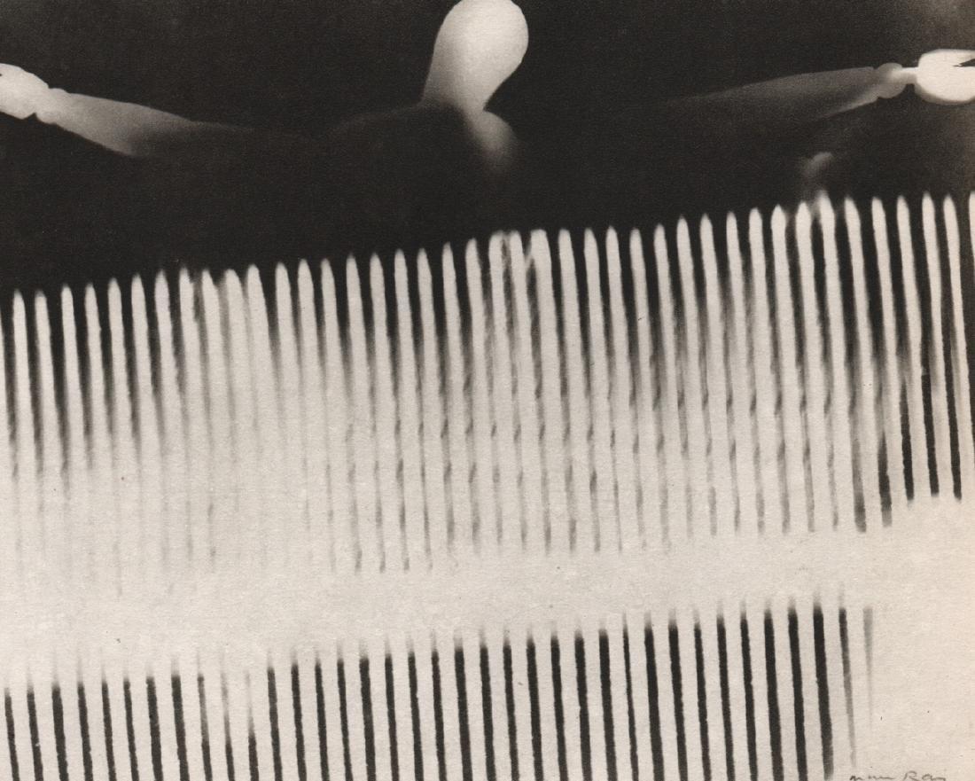 MAN RAY - Rayogramme 1922