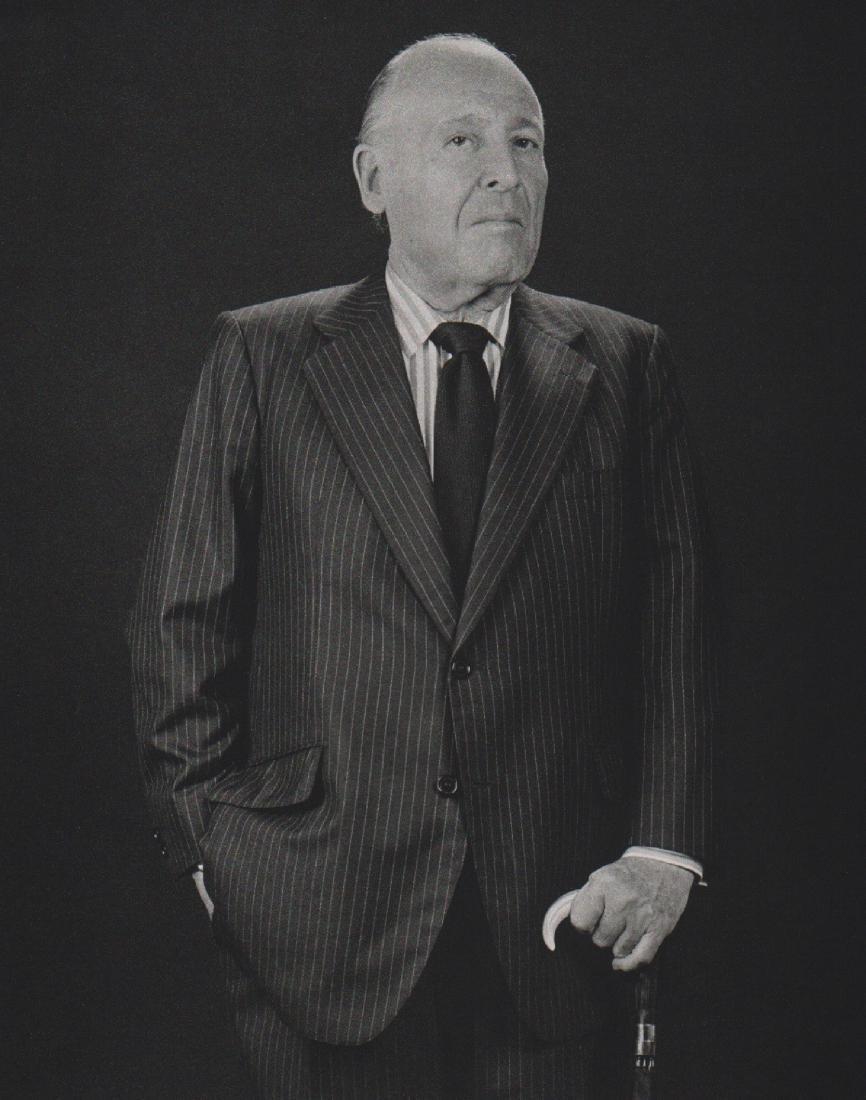 ROBERT MAPPLETHORPE - Jerome Zipkin, 1984