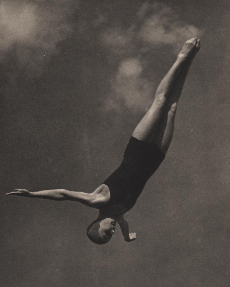 LENI RIEFENSTAHL - Marjorie Gestring, USA