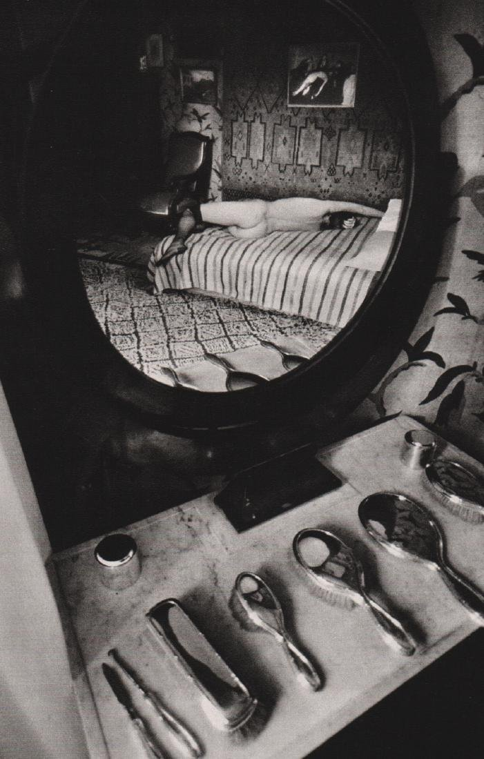 JEANLOUP SIEFF - Dressing Table with Nude