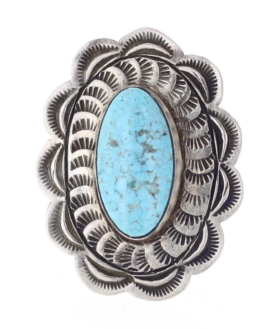 Turquoise Ring Navajo
