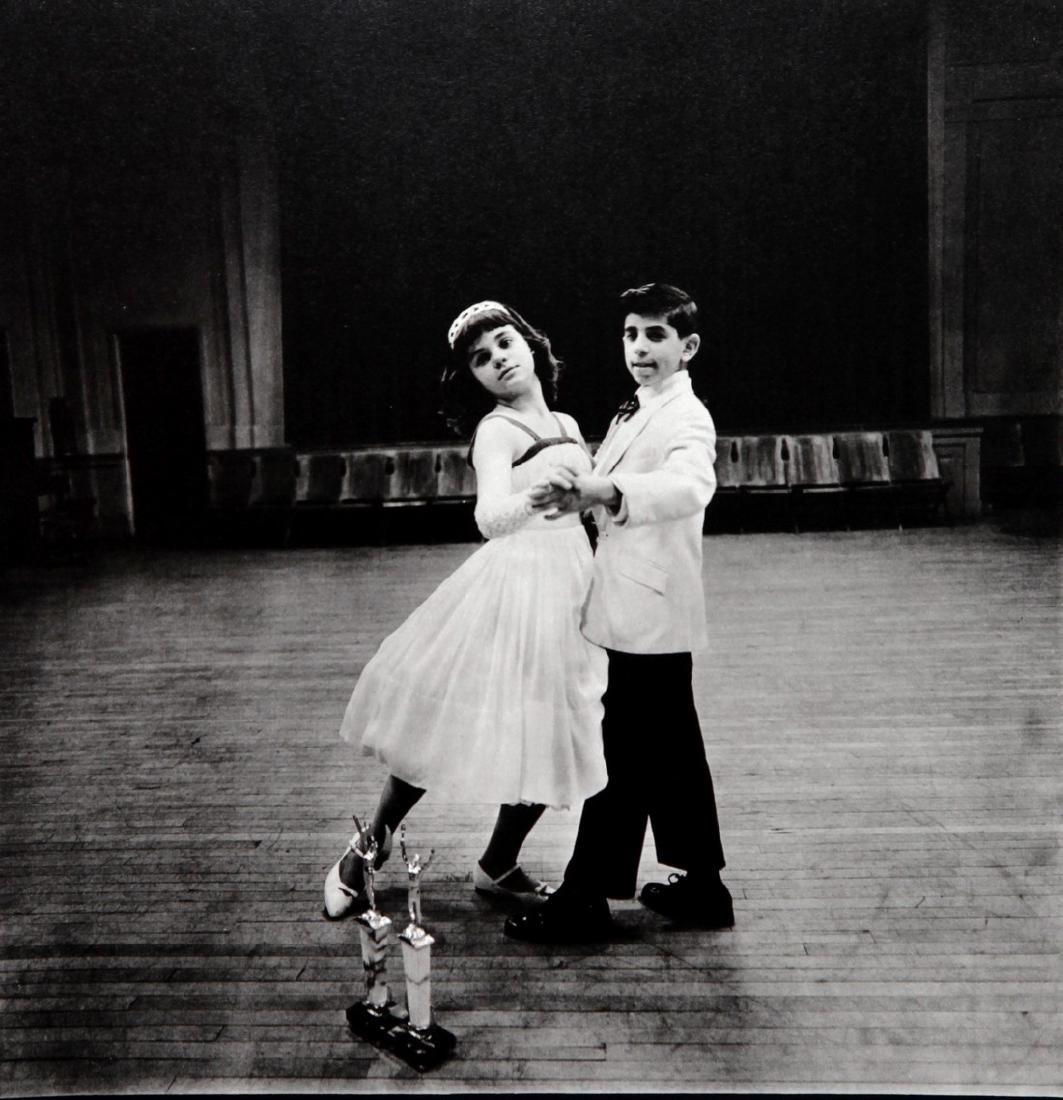 DIANE ARBUS - The Junior Ballroom New York 1962