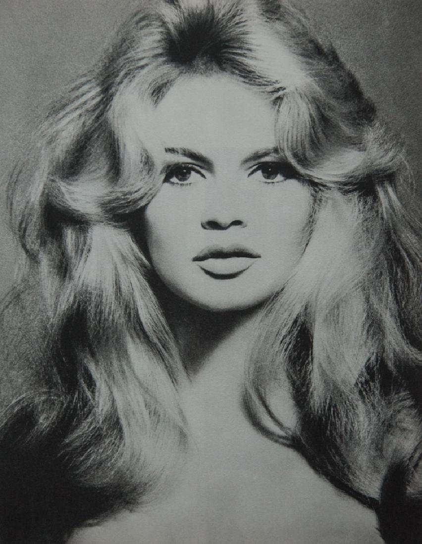 RICHARD AVEDON - Bridget Bardot, 1959