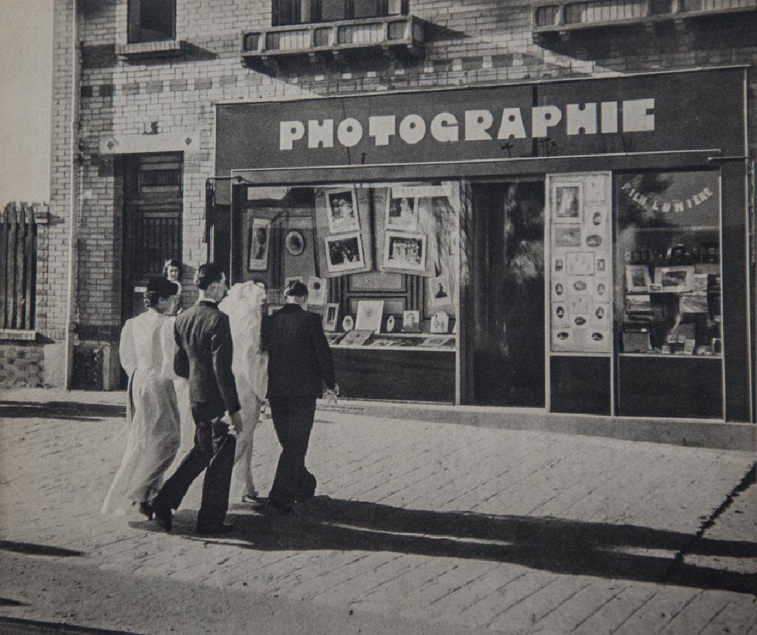 ROBERT DOISNEAU - Photographie Studio