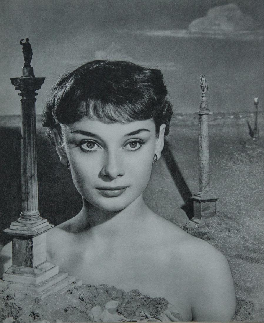 ANGUS MCBEAN - Audrey Hepburn