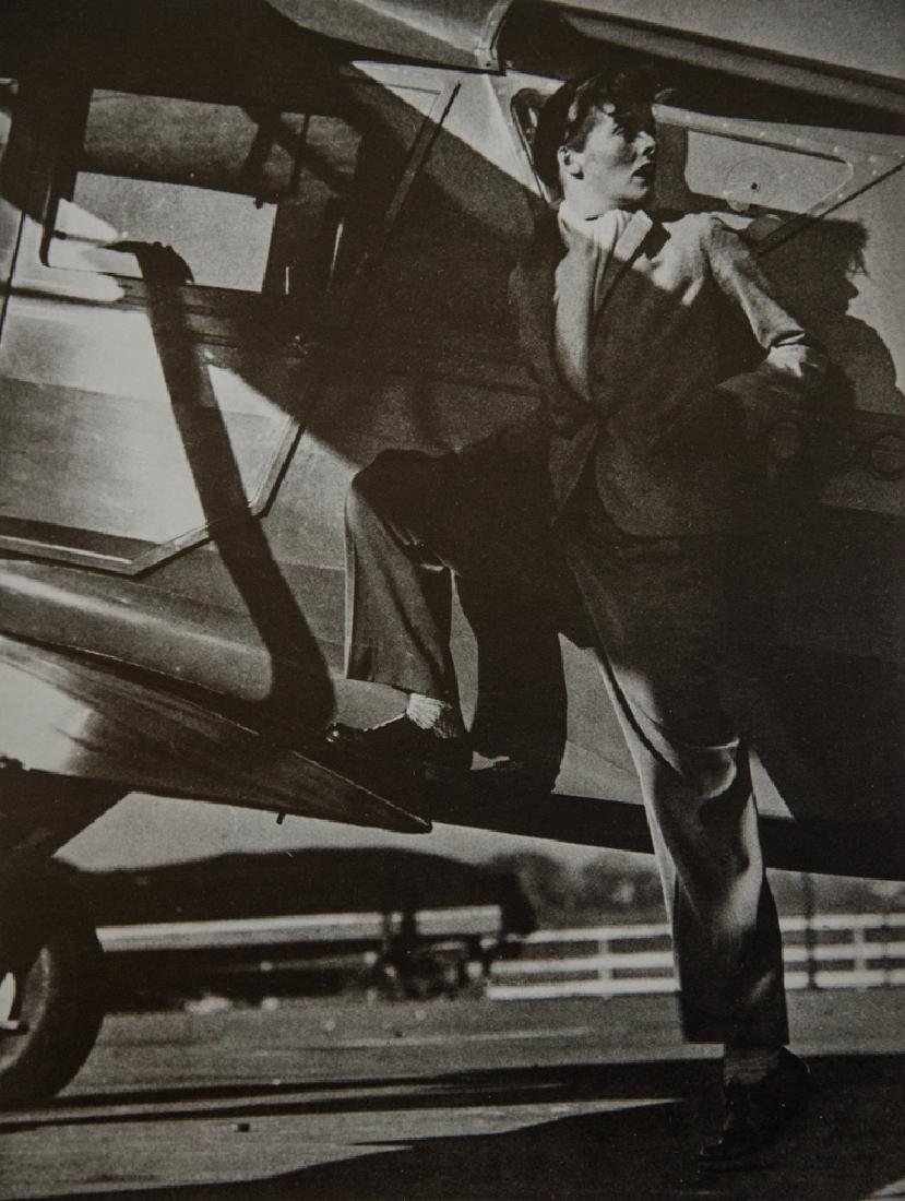 MARTIN MUNKACSI - Katherine Hepburn, 1935