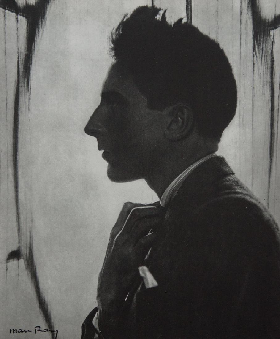 MAN RAY - Jean Cocteau