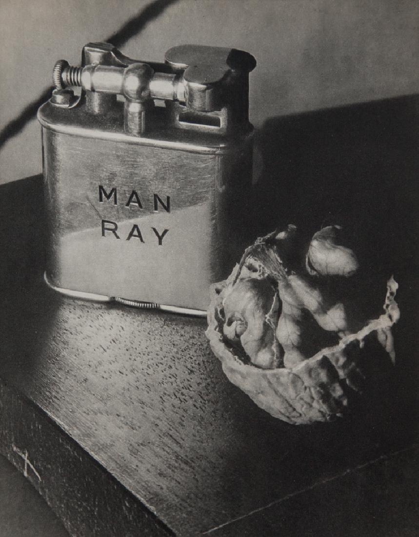 MAN RAY - Lighter and Walnut