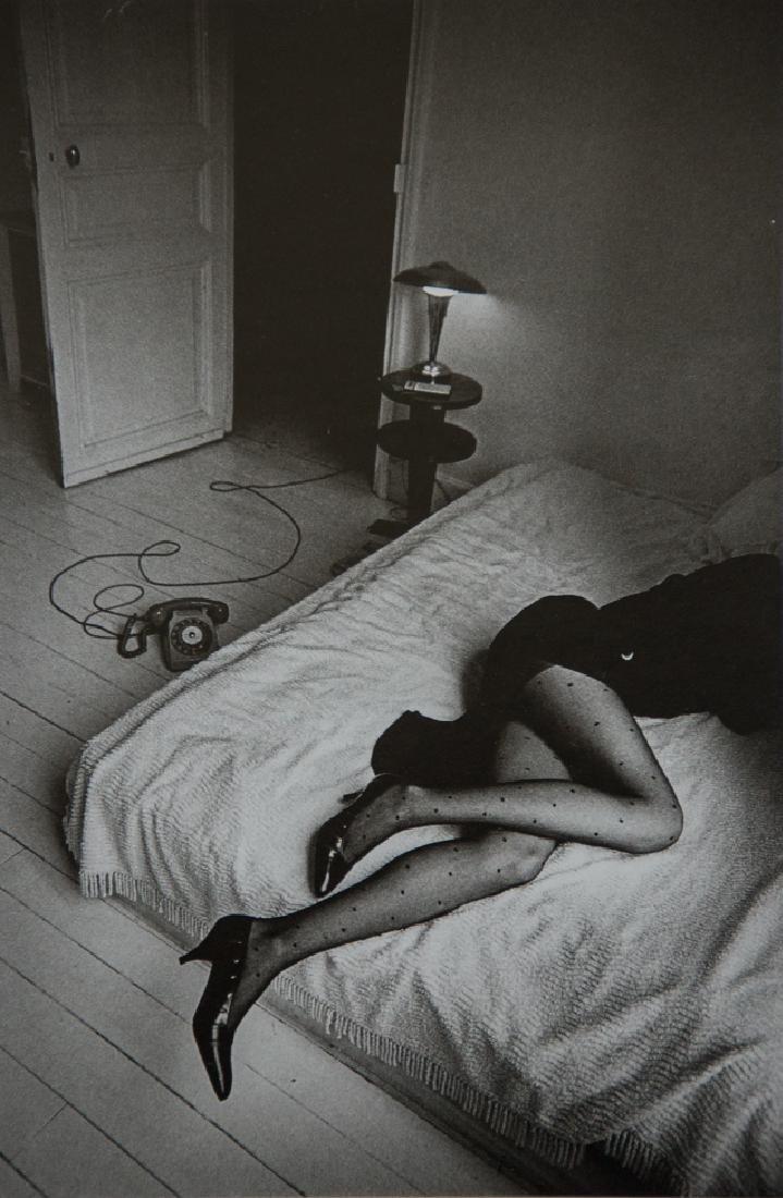 JEANLOUP SIEFF - Fashion, Legs 1981