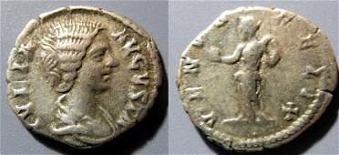 Julia Domna 196211 AD AR denarius  VENVS FELIX