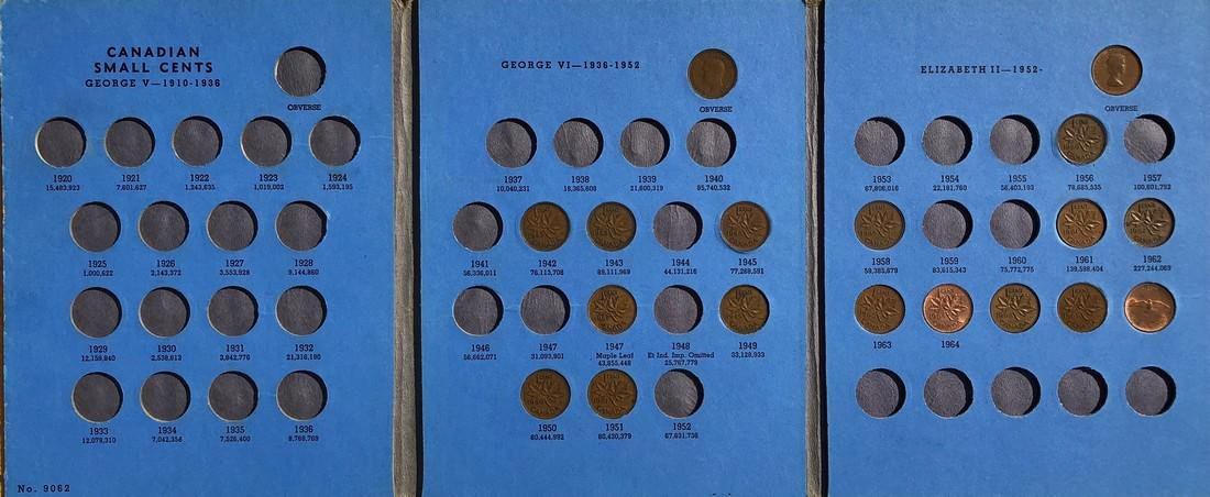4-Coin Book Starter Sets
