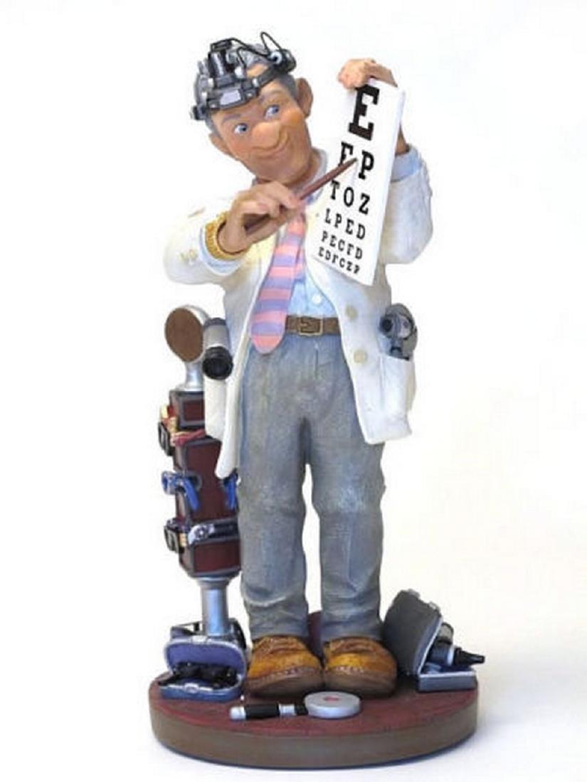 Profisti Collection: Optician statue