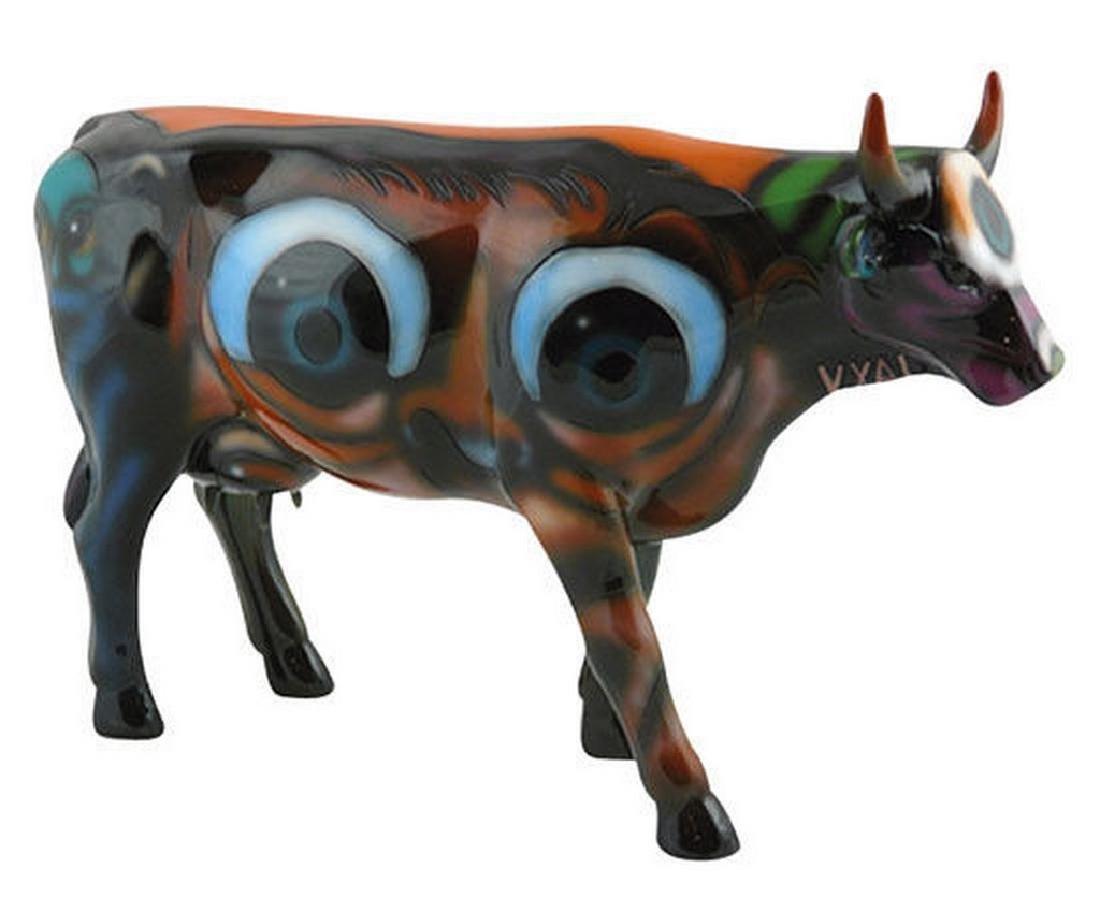 CowParade: Prime Cut Cow statue