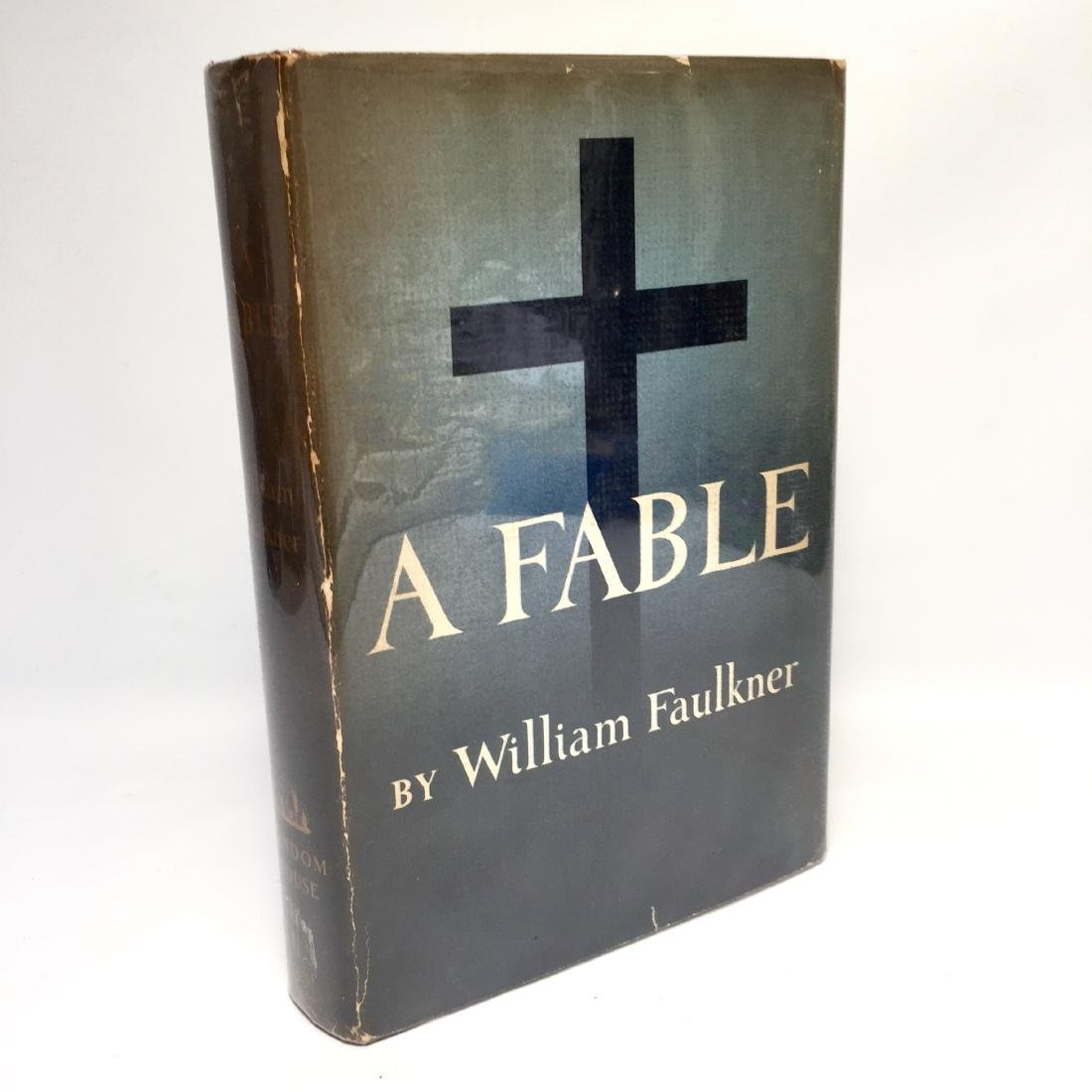 A Fable William Faulkner First Edition 1955