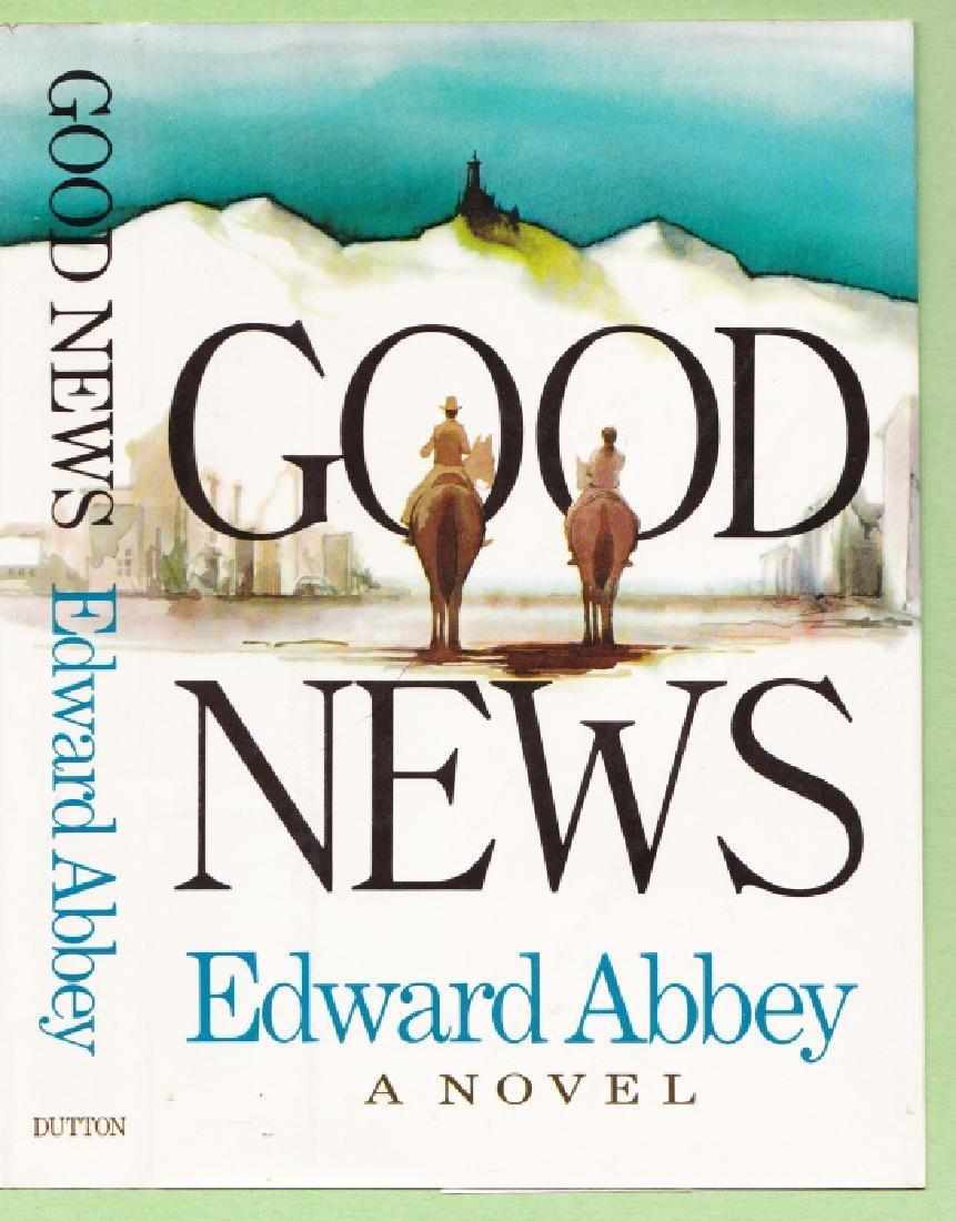 Good News Abbey, Edward First Edition 1980