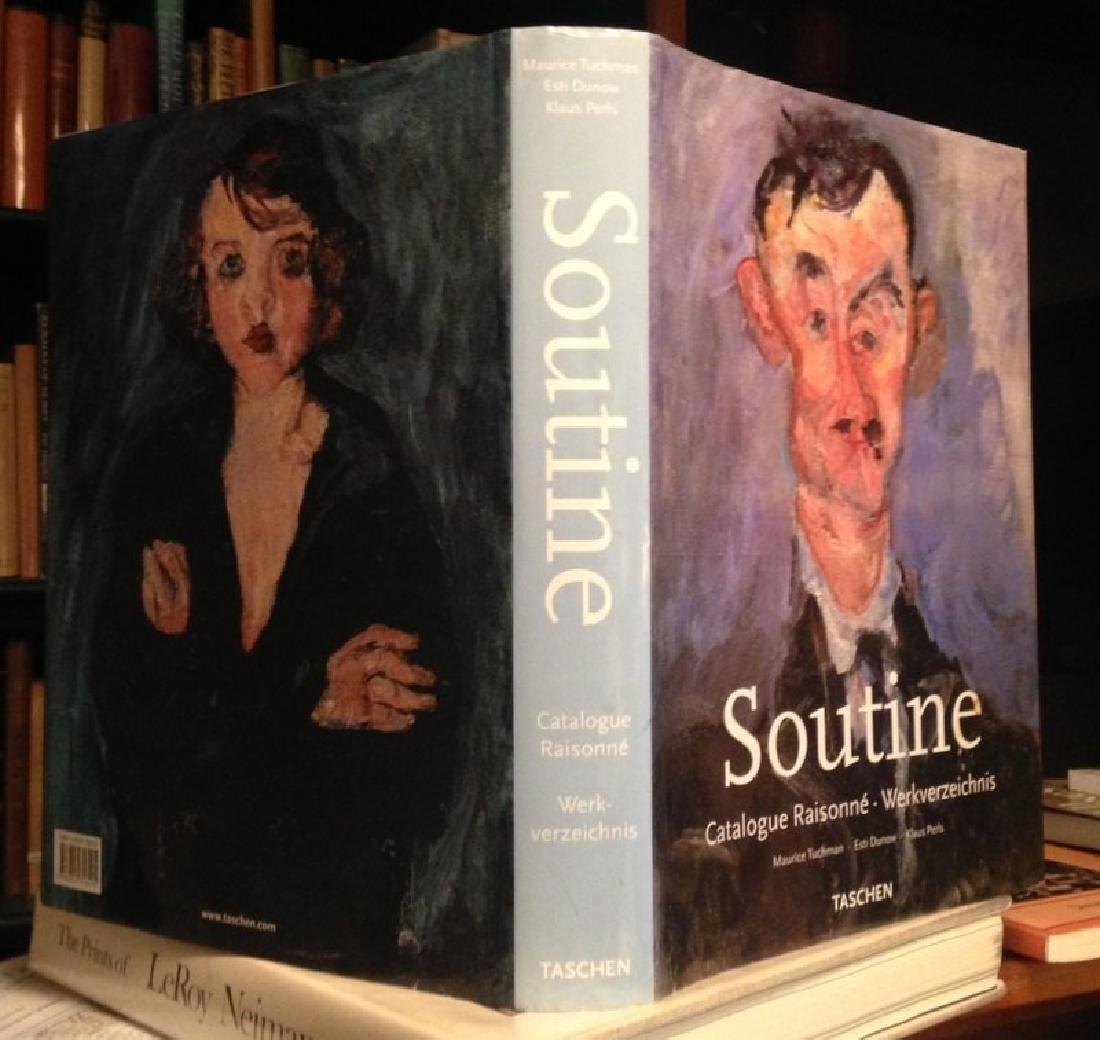 Chaim Soutine: Catalogue Raisonné 2001