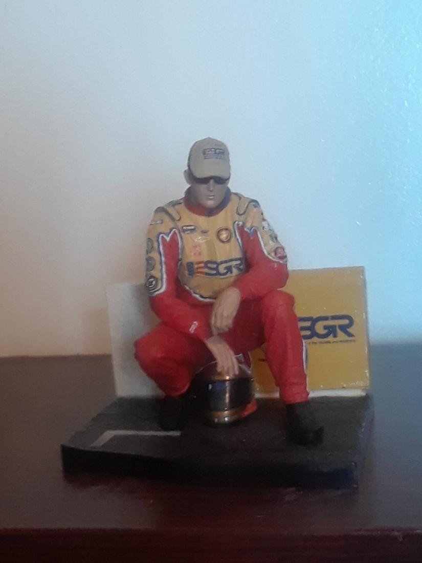 Tony Stewart Figure Statue Toy
