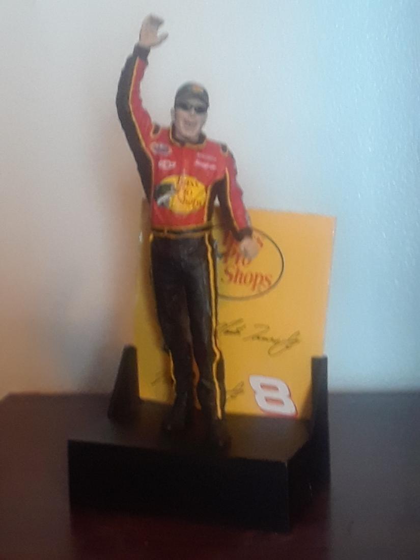 Martin Truex Jr Figure Statue Toy