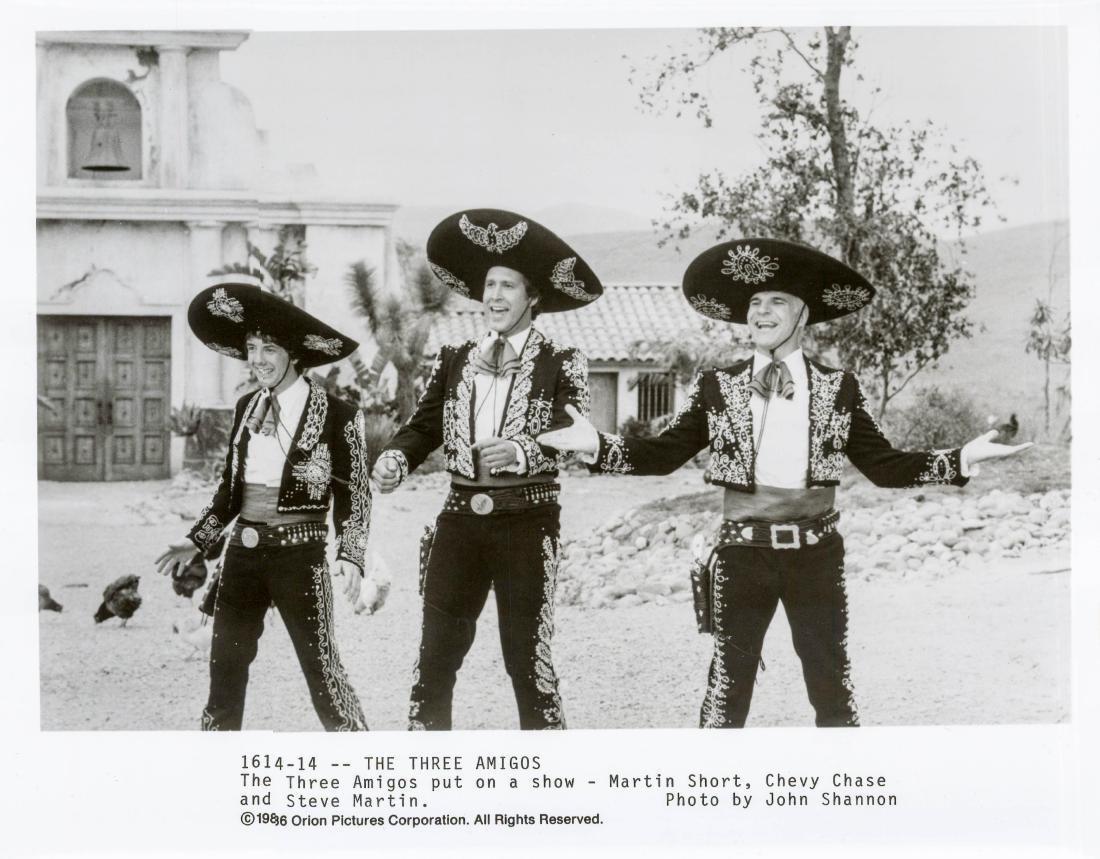 Three Amigos Original Still