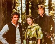 Star Wars 1977 Cast Portrait Still