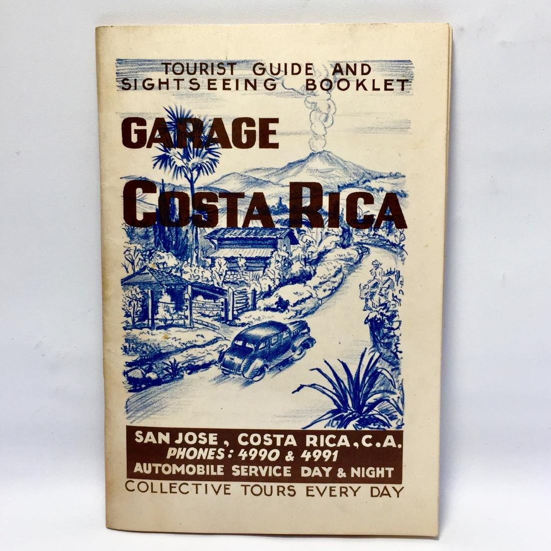 Costa Rica Travel Brochures