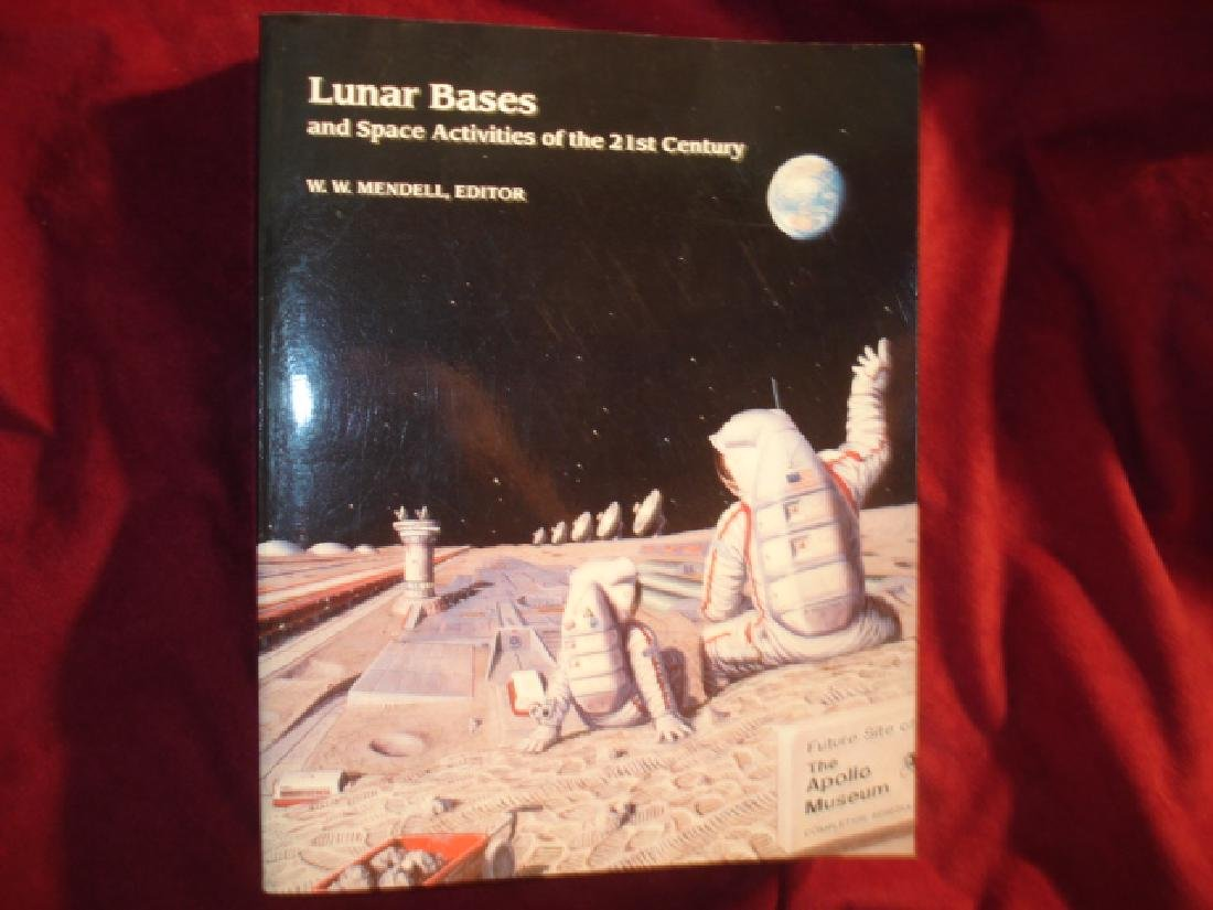 Lunar Bases and Space Activities of the 21st Century.