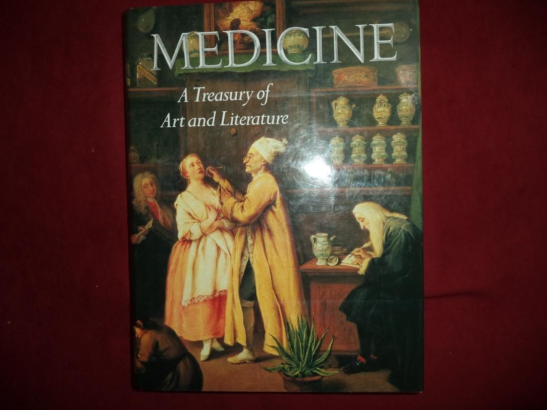 Medicine. A Treasury of Art and Literature.