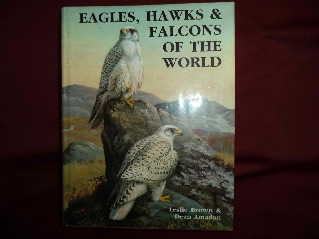 Eagles, Hawks & Falcons of The World. Volumes 1 & 2.