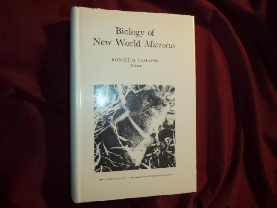 Biology of New World Microtus Special Publication No 8