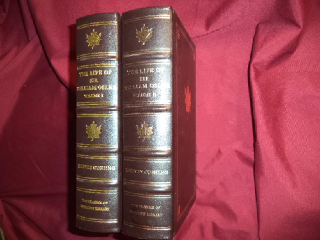 The Life of Sir William Osler. 2 volumes.