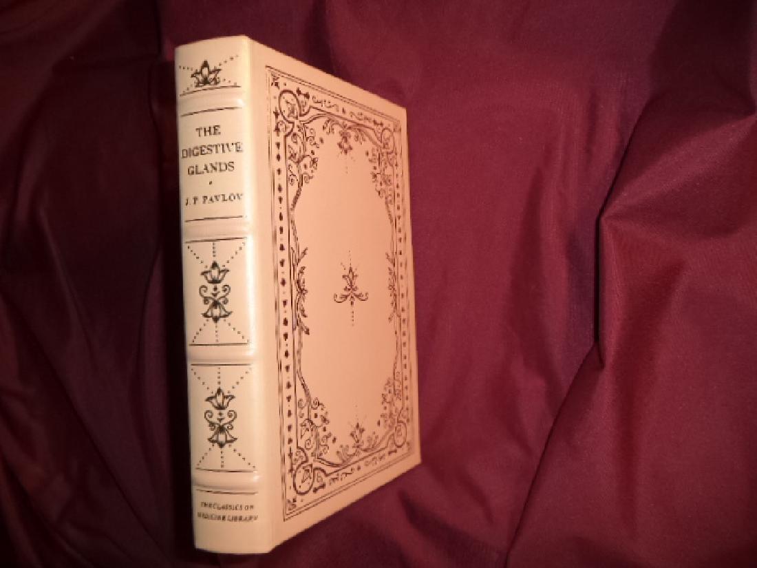 Work Digestive Glands Facsimile First Russian Ed 1897
