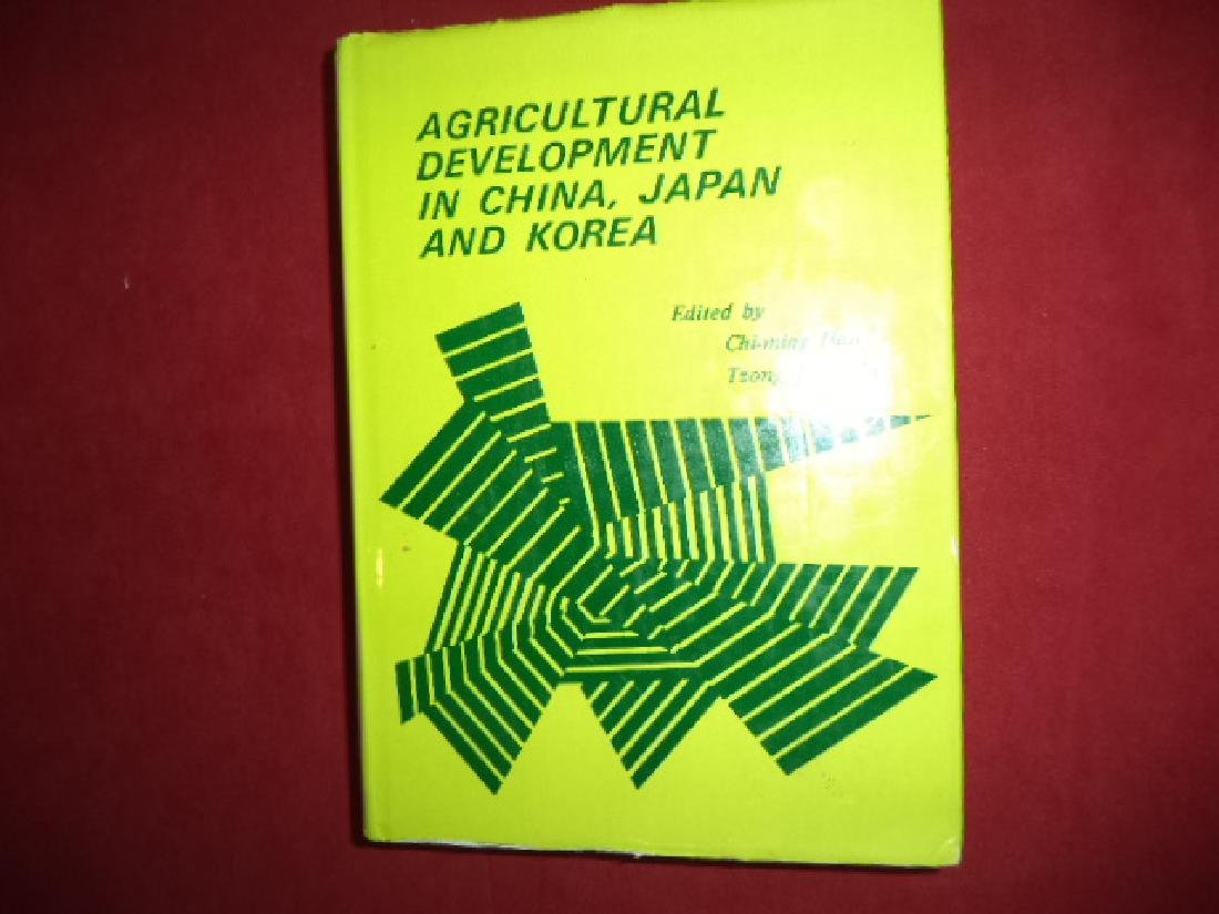 Agricultural Development in China, Japan and Korea.