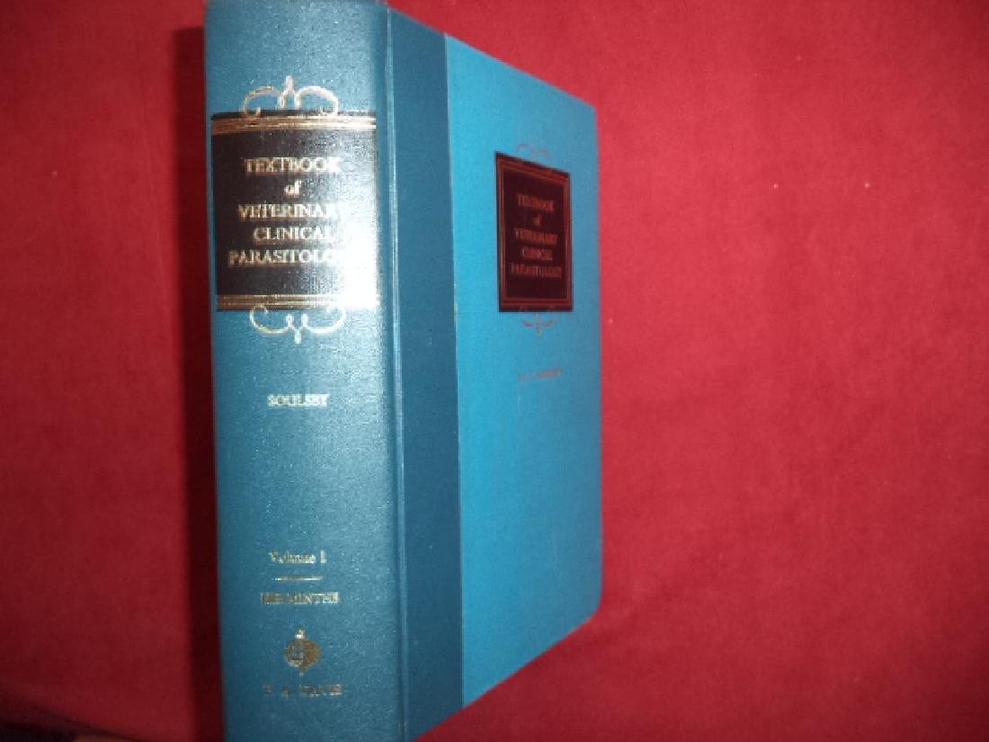 Textbook Veterinary Clinical Parasitology Volume I