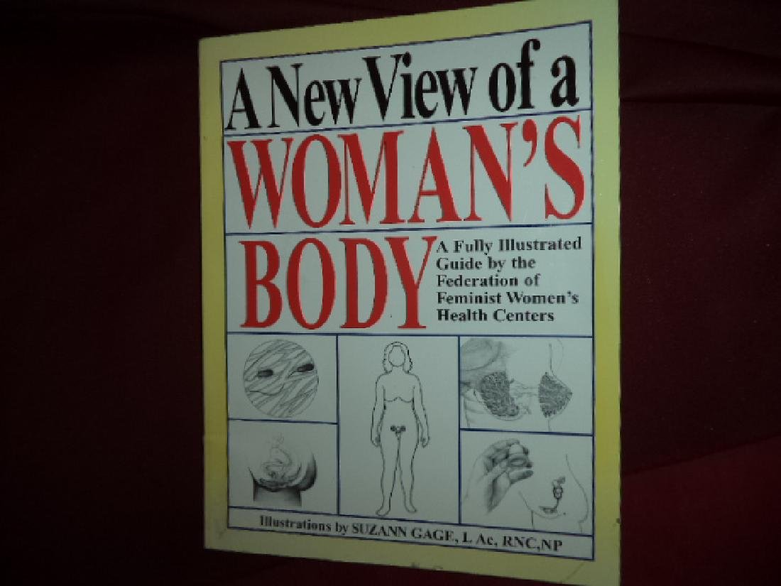 New View a Woman's Body Fully Illustrated Guide