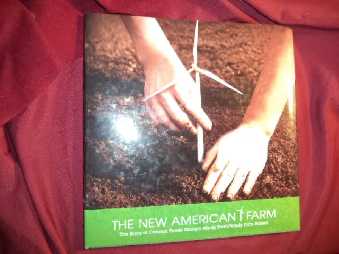 New American Farm Story Cannon Power Groups Windy Point