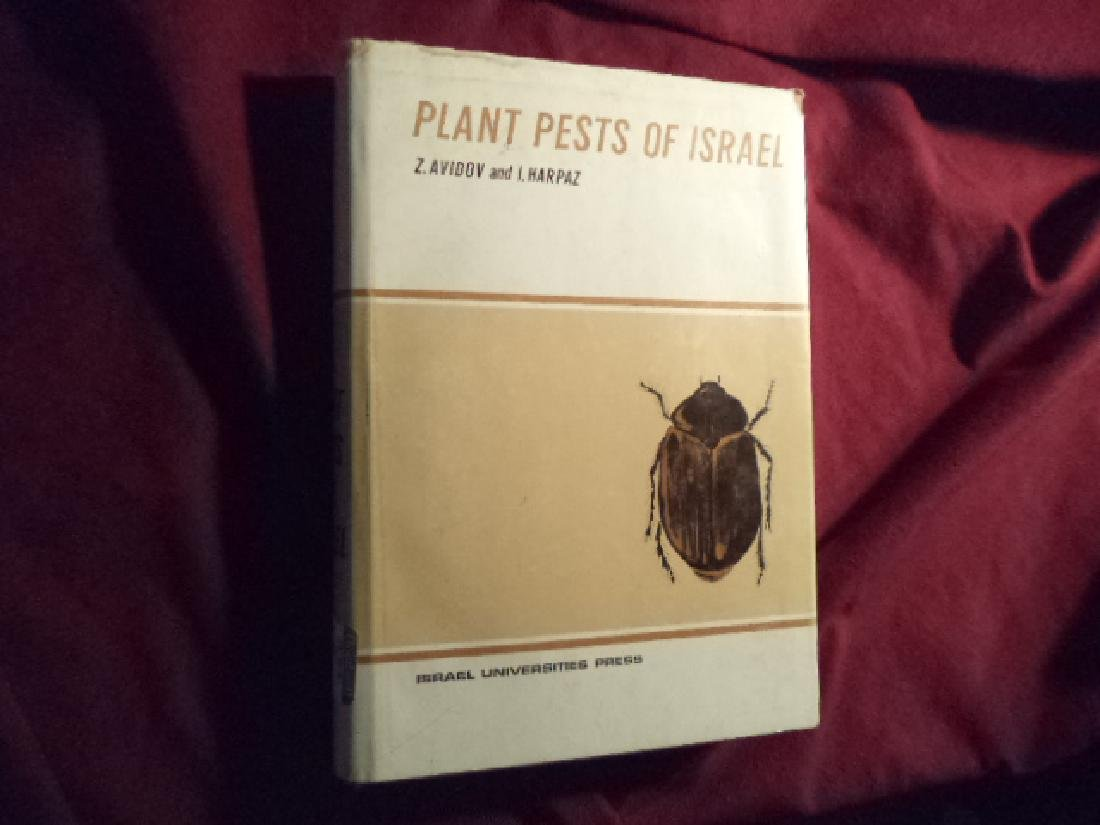 Plant Pests of Israel.