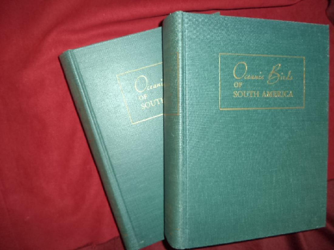 Oceanic Birds South America 2 volumes Study Species