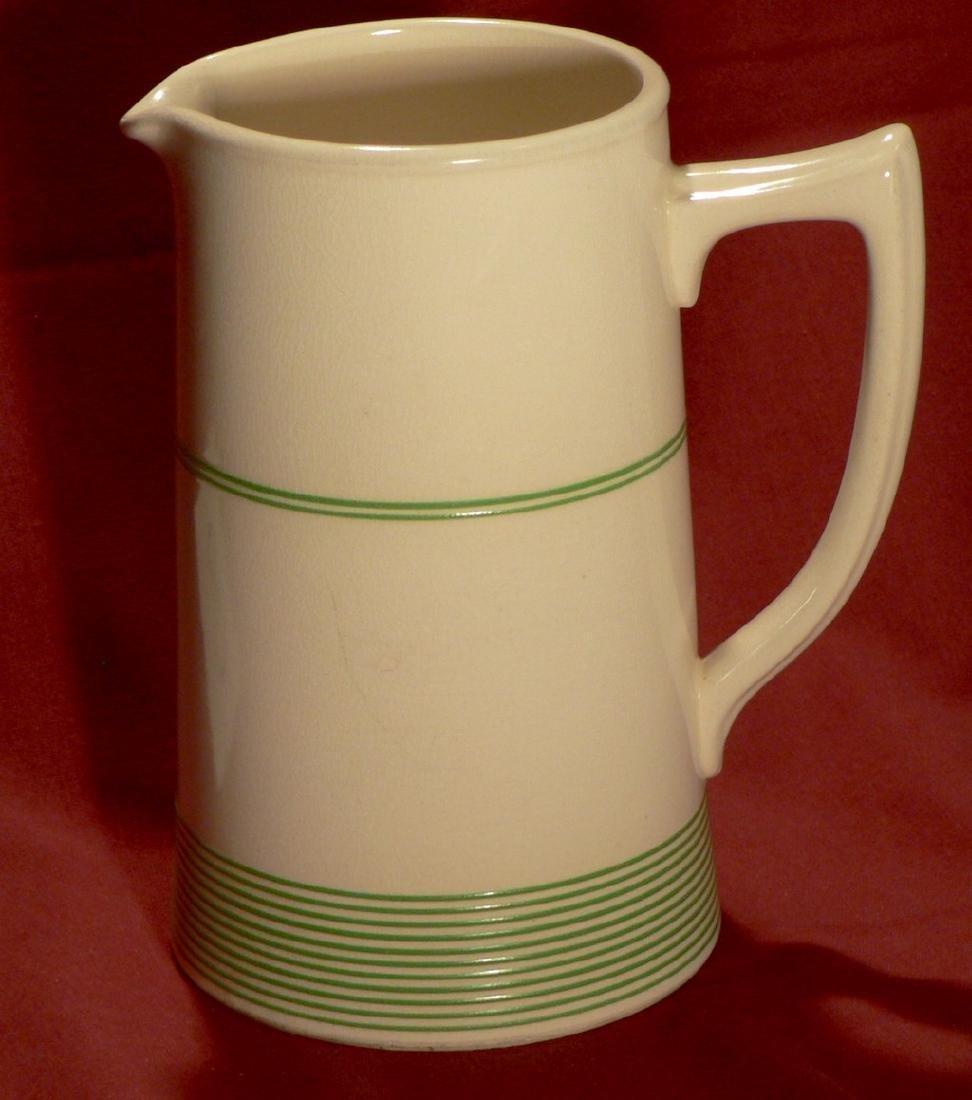 Pottery Milk jug, 1930s