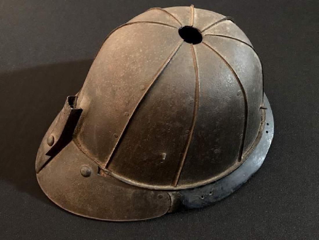 Japanese Samurai Armor Helmet -Antique
