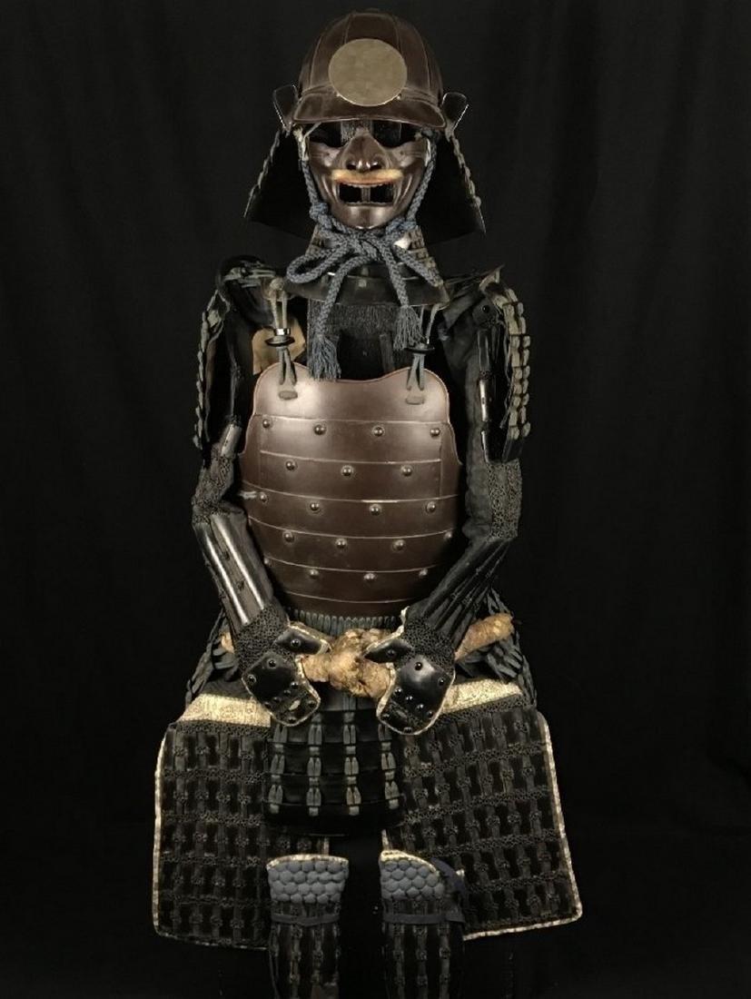 Antique Japanese Showa Yoroi Armor