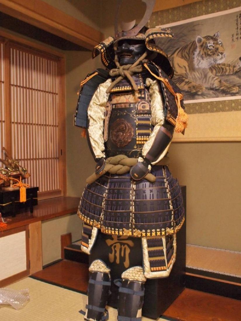Antique Taisho Japanese Yoroi Armor