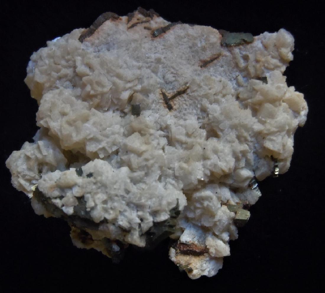 Marcasite & Dolomite - rare specimen
