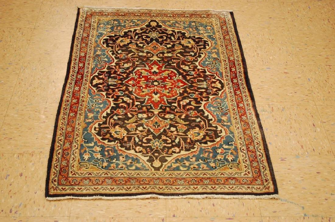 Fine Persian Sarouk Rug 2.7x4.4