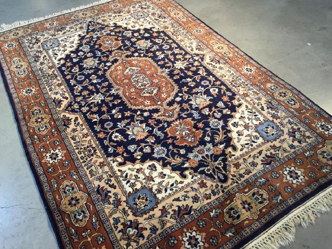Exquisite Persian Design Rug 4.2x6.2