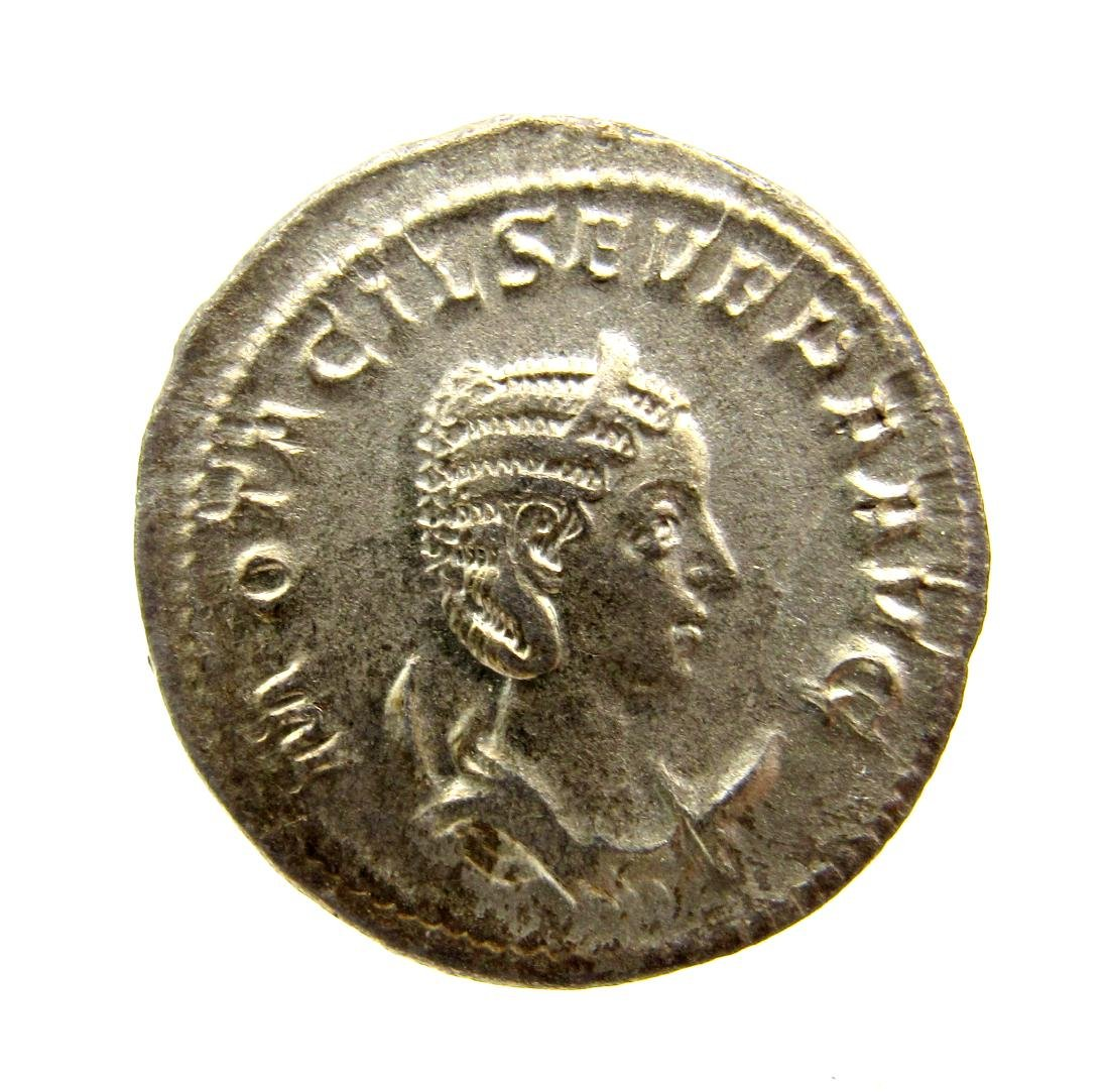 Rare Roman AR Antoninianus of Otacilia Severa