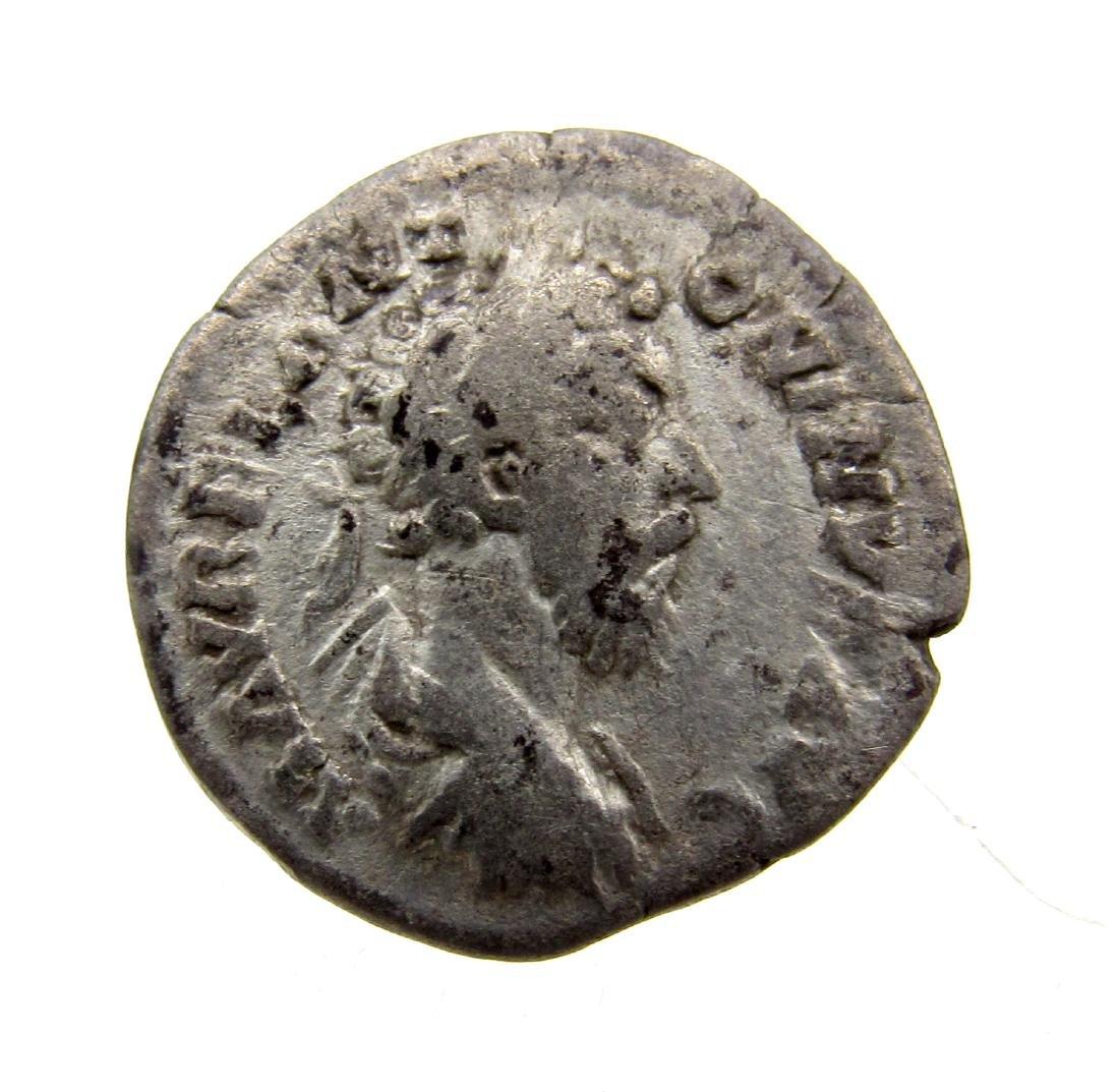 Superb Roman AR Denarius of Commodus