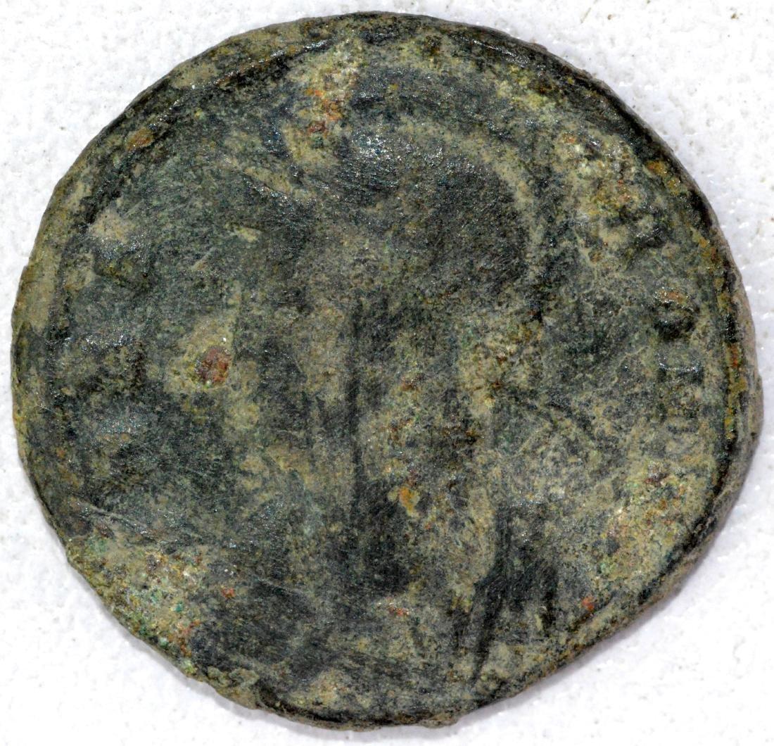 Rare Follis of Constantine I - rv. She Wolf