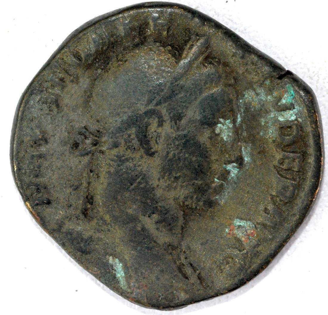 Ancient Roman Sestertius of Alexander Severus