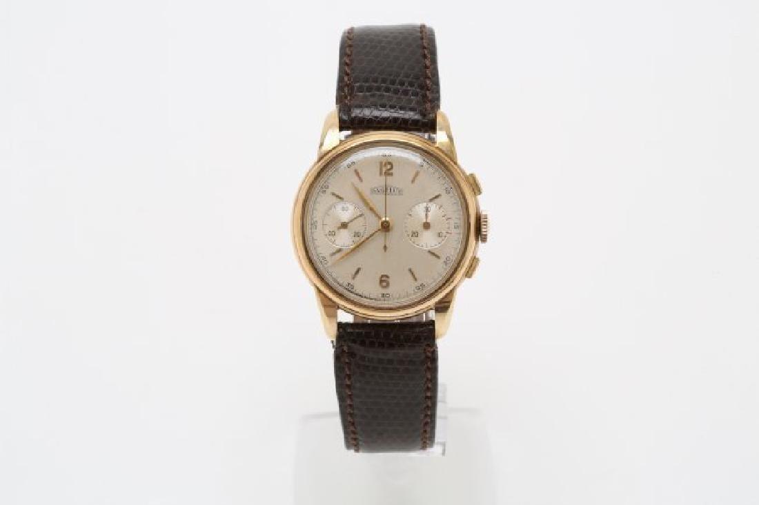 Angelus 14K Gold Watch, 1950's